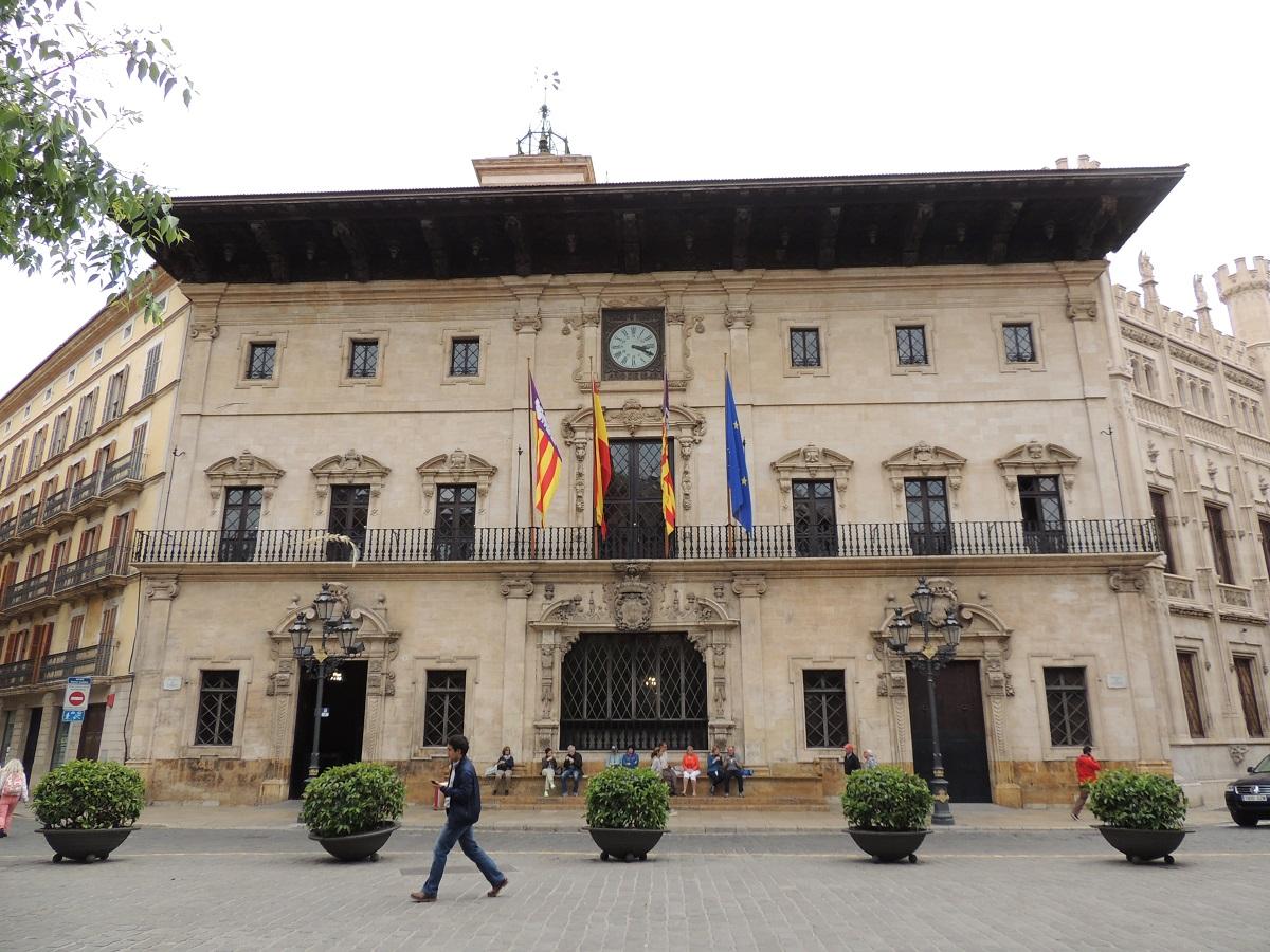 Ajuntament, Palma de Mallorca