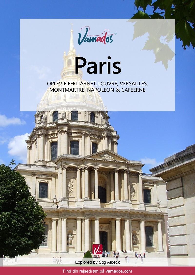Rejseguide til Paris