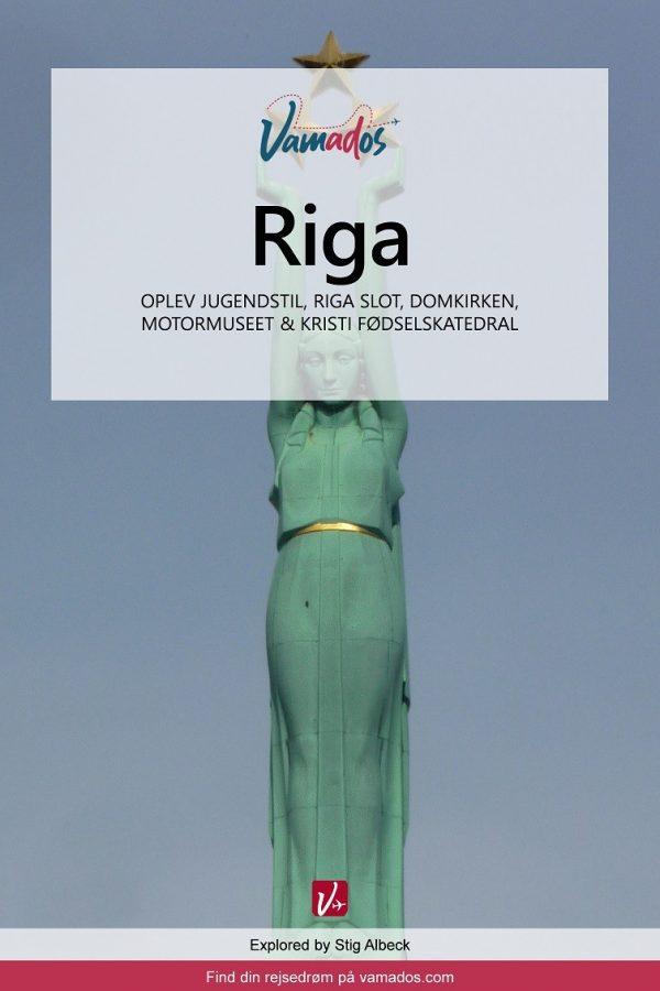 Riga rejseguide