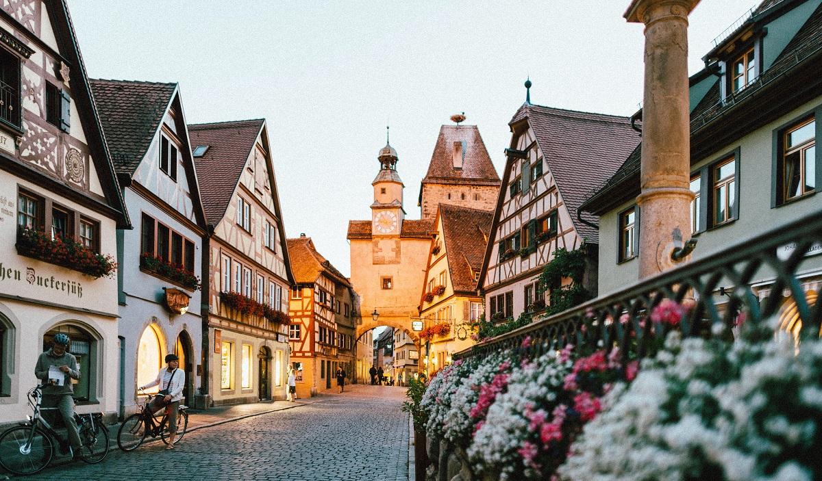 Rothenburg ob der Tauber, Tyskland