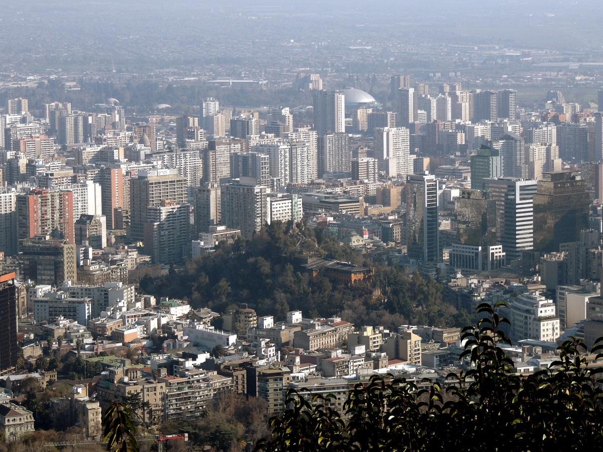 Parque Metropolitana, Santiago