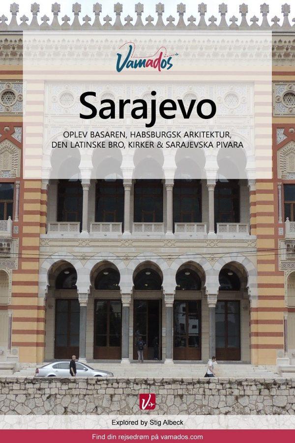 Rejseguide til Sarajevo
