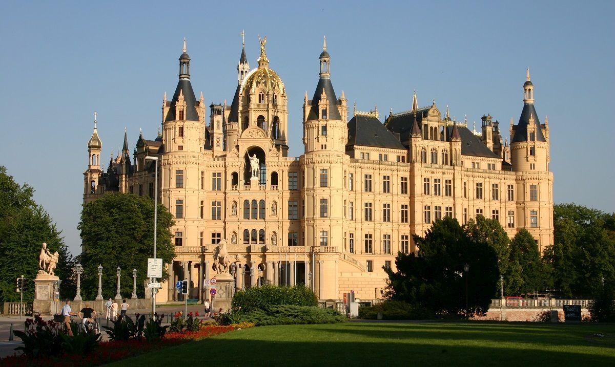 Schwerin, Tyskland