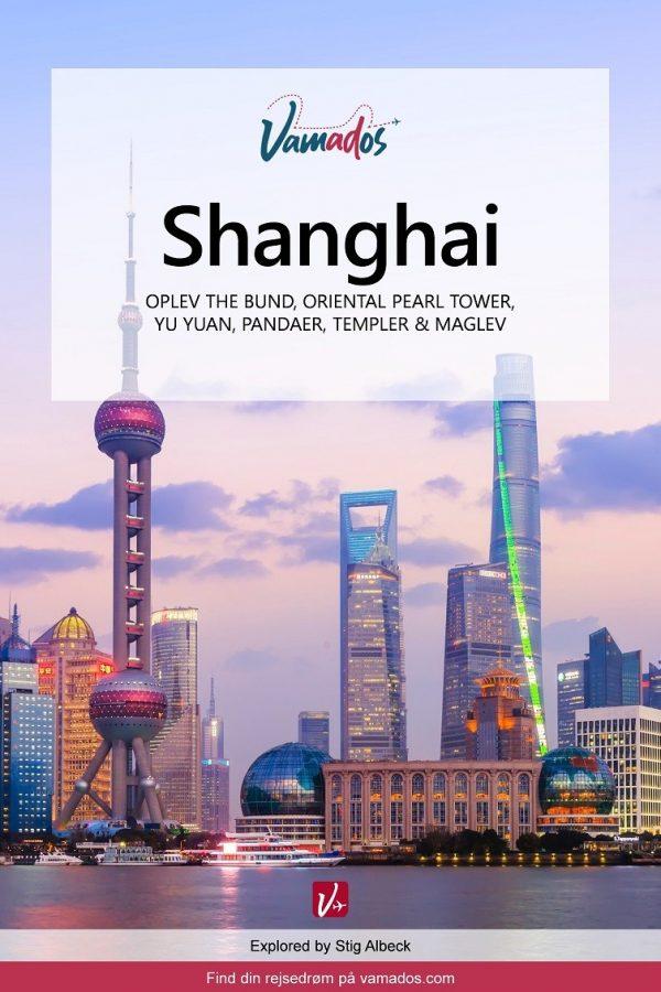 Shanghai rejseguide