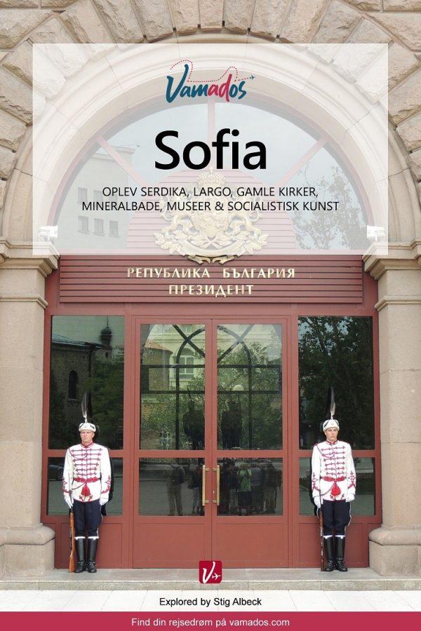 Rejseguide til Sofia