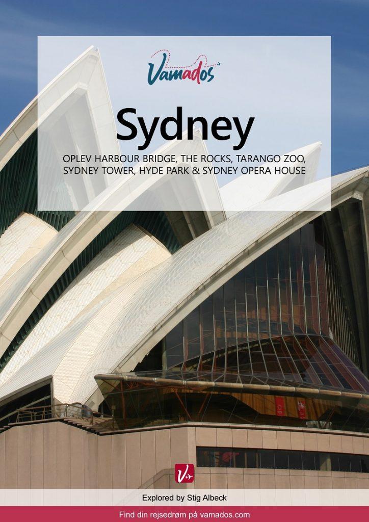 Rejseguide til Sydney