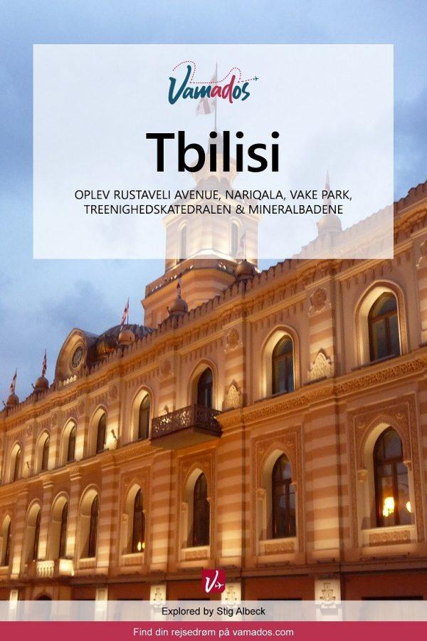 Tbilisi rejseguide