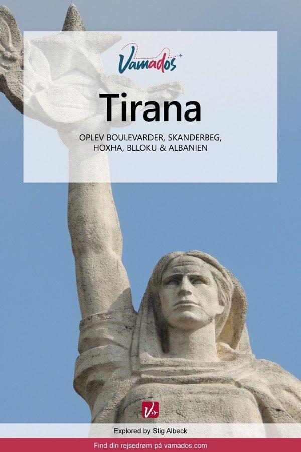 Rejseguide til Tirana