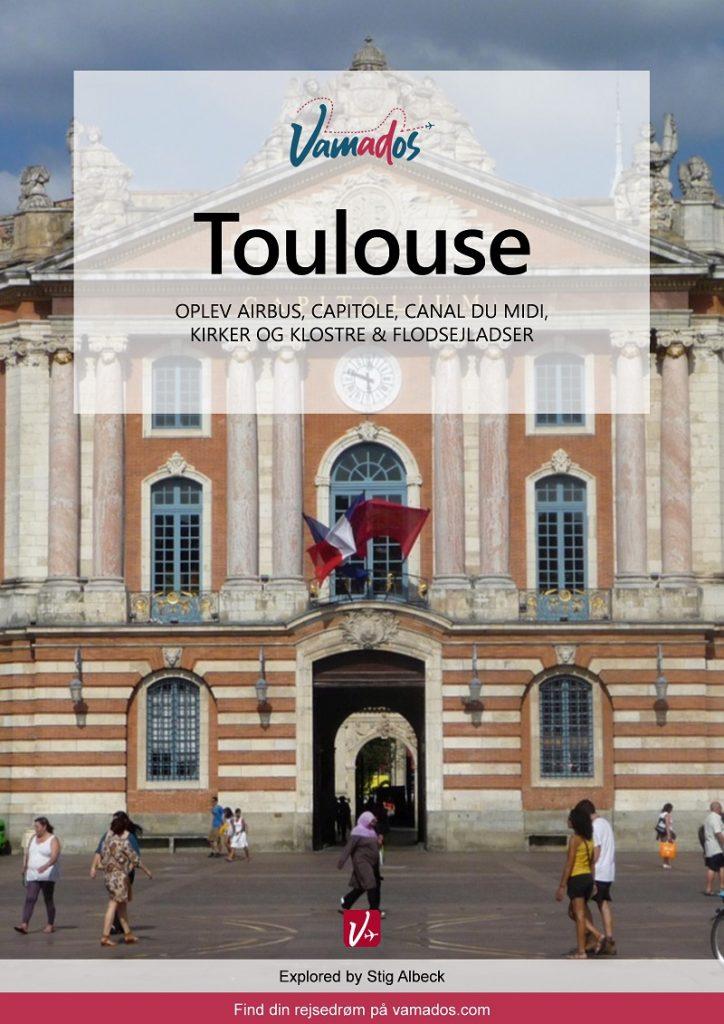 Rejseguide til Toulouse