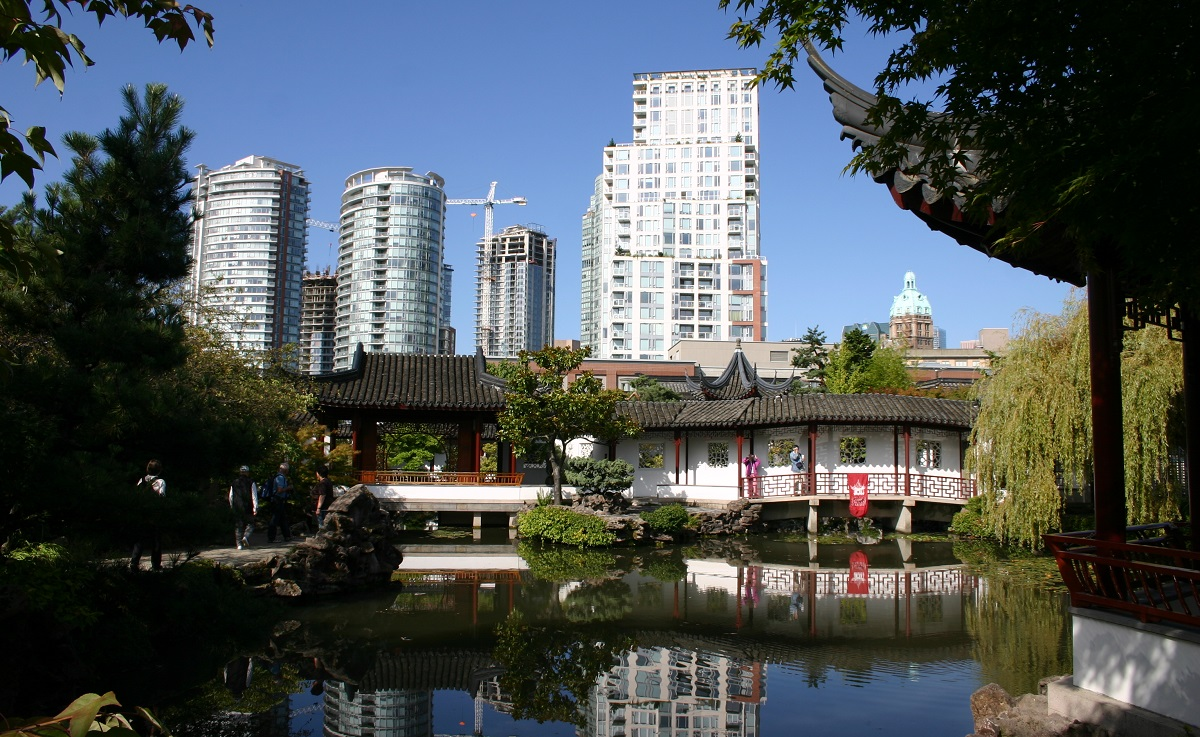 Chinese Garden, Vancouver