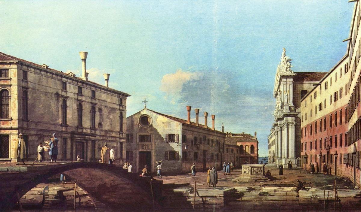 Gesuiti, Venedig