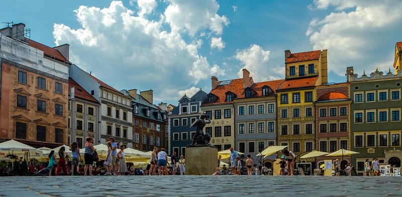 Warszawa Den Gamle By