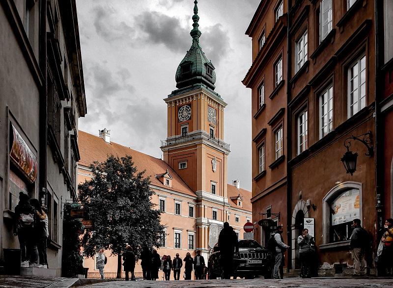 Warszawa Kongeslot