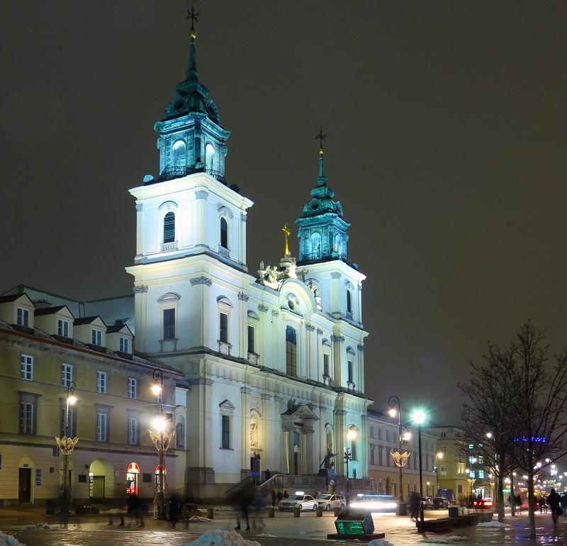 Warszawa Helligkorskirken