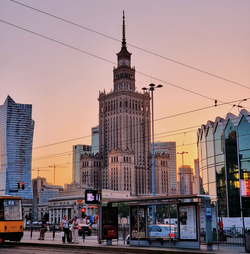 Warszawa Kulturpaladset