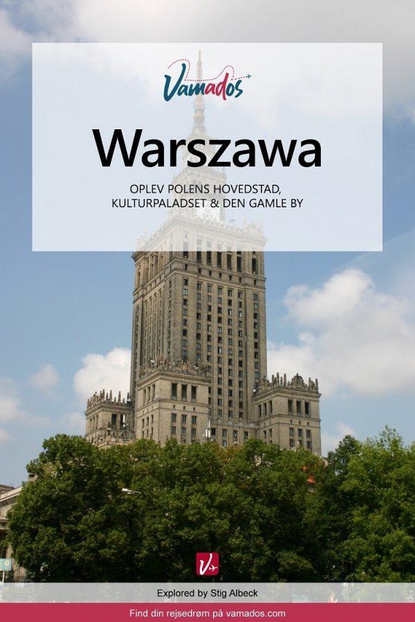 Warszawa rejseguide