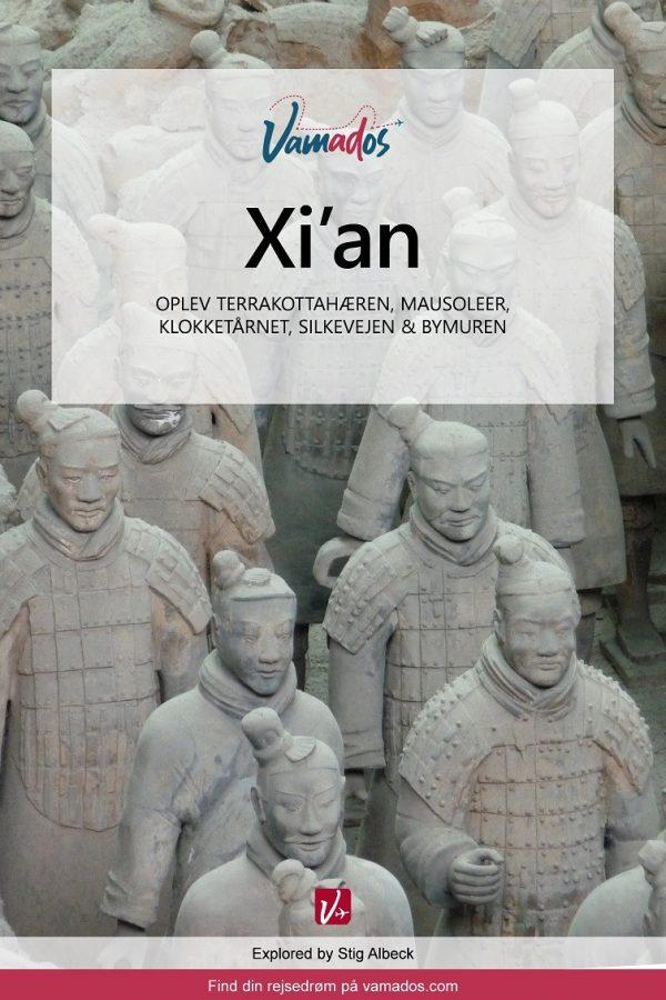 Xian rejseguide