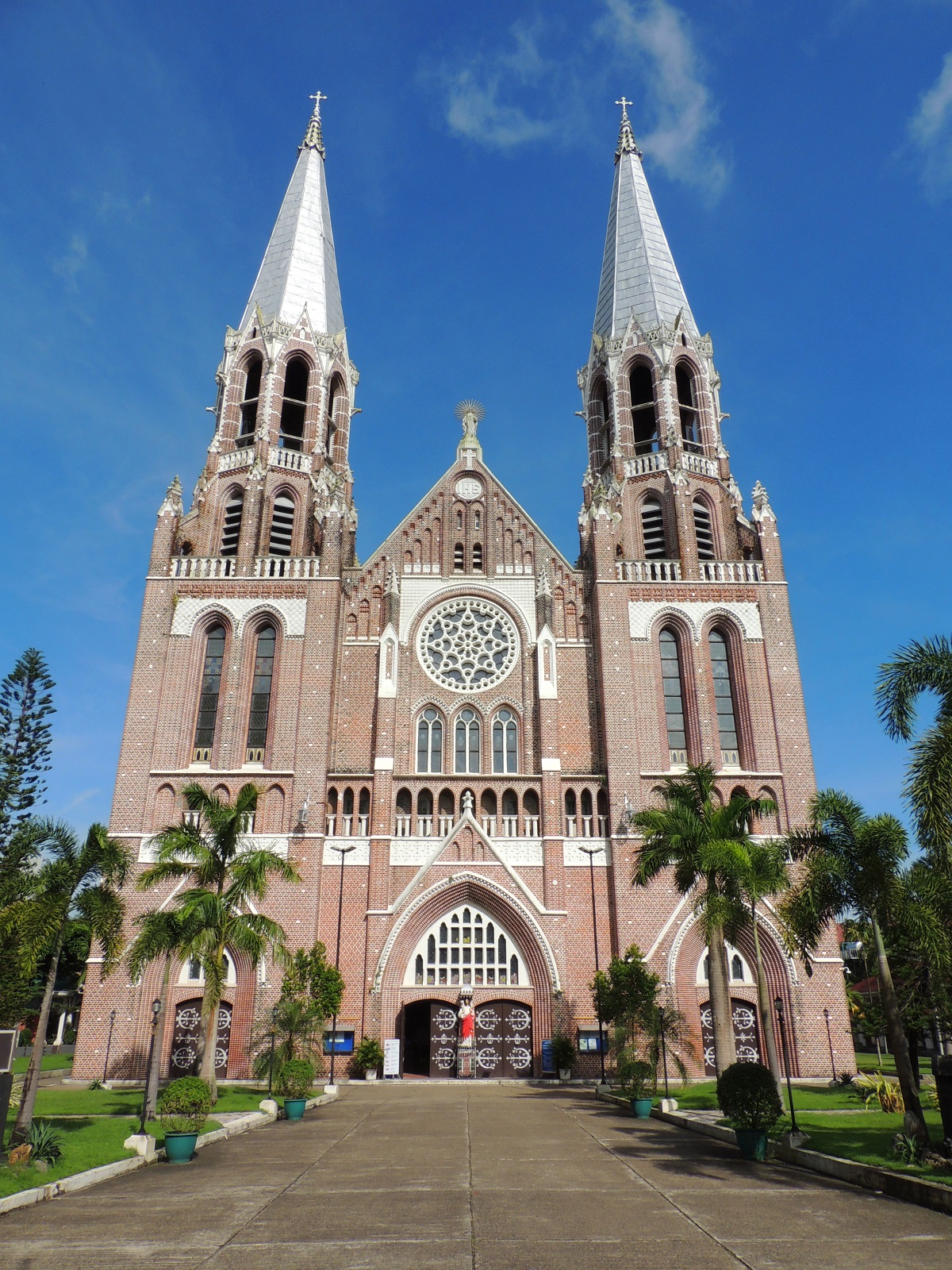 St Mary's Cathedral, Yangon