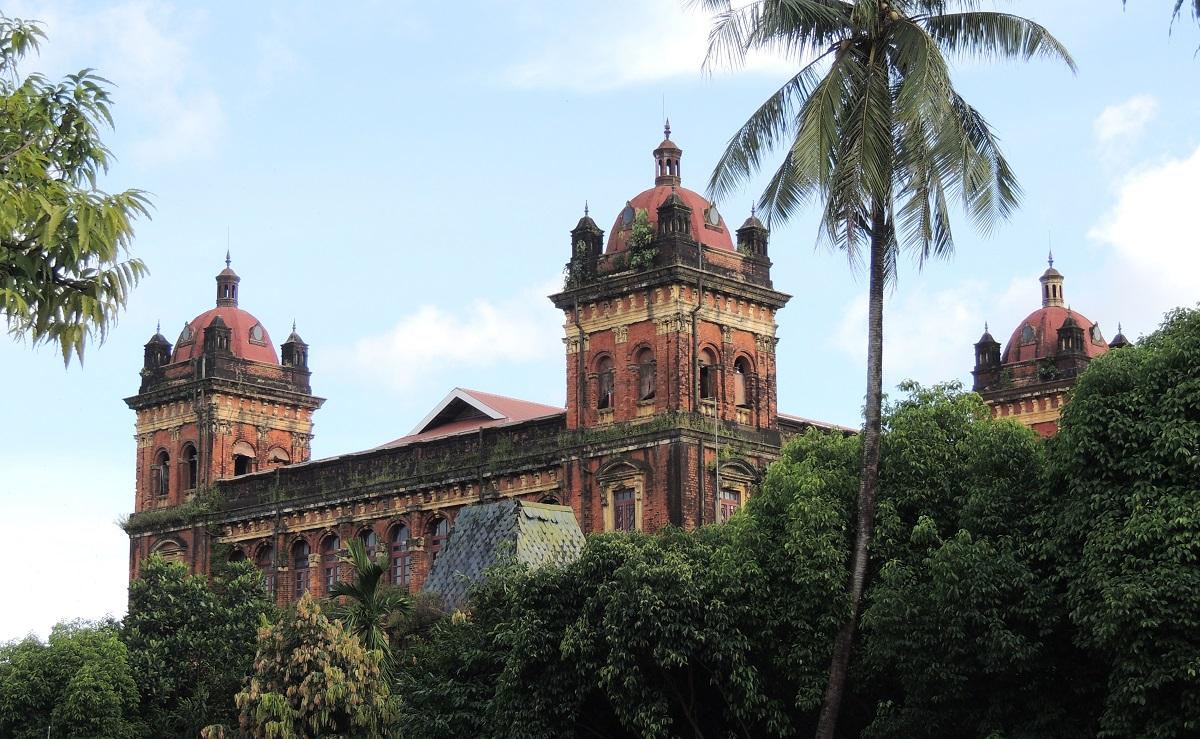 Secretatiat Building, Yangon