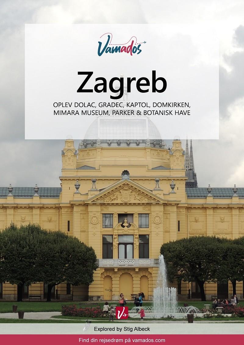 Zagreb rejseguide