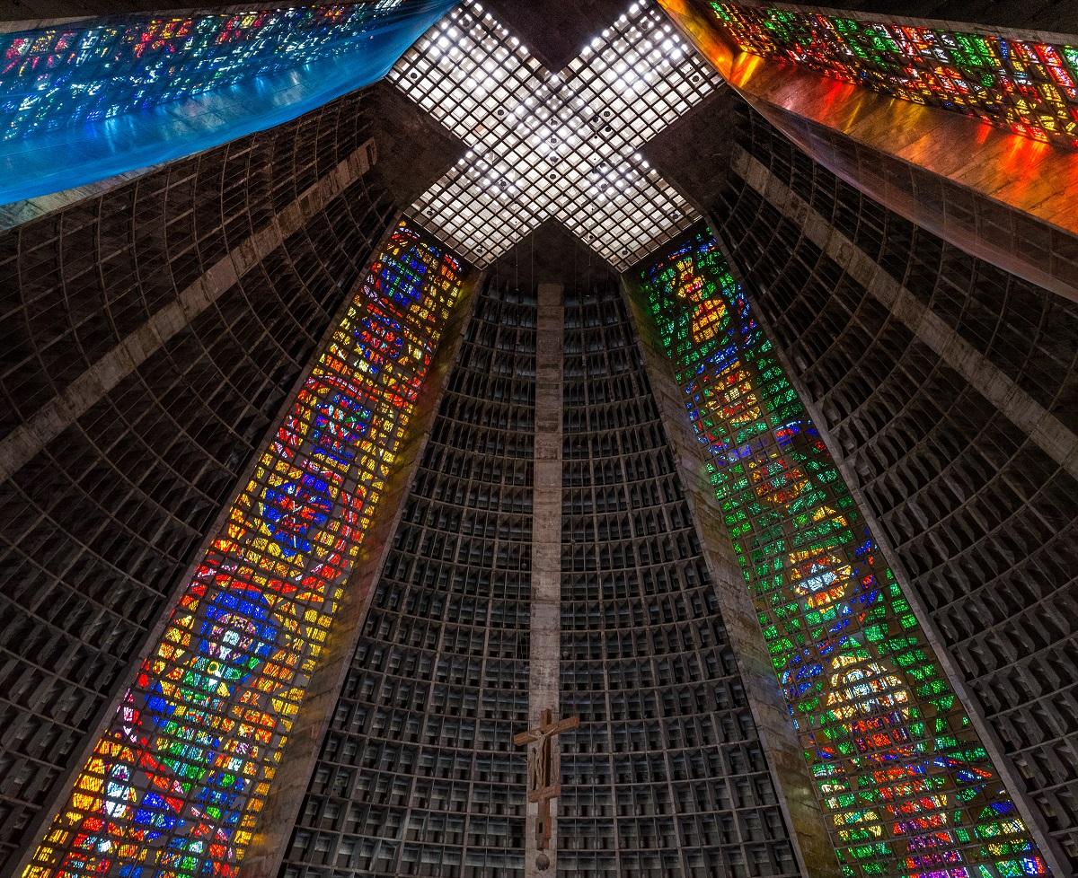 Catedral Metropolitana, Rio de Janeiro