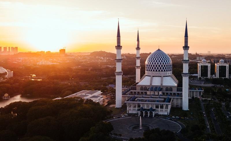 Shah Alam Moské