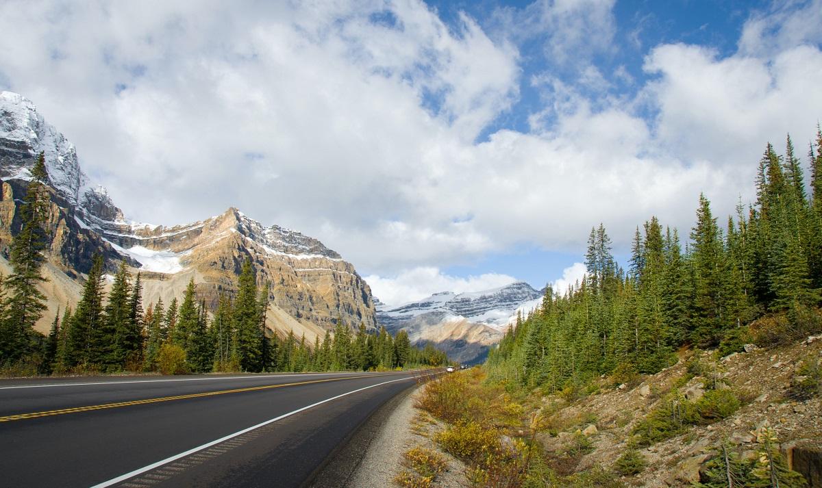 Icefields Parkway, Jasper National Park