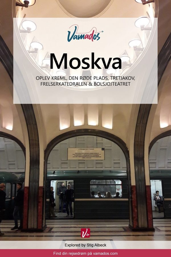 Moskva-rejseguide