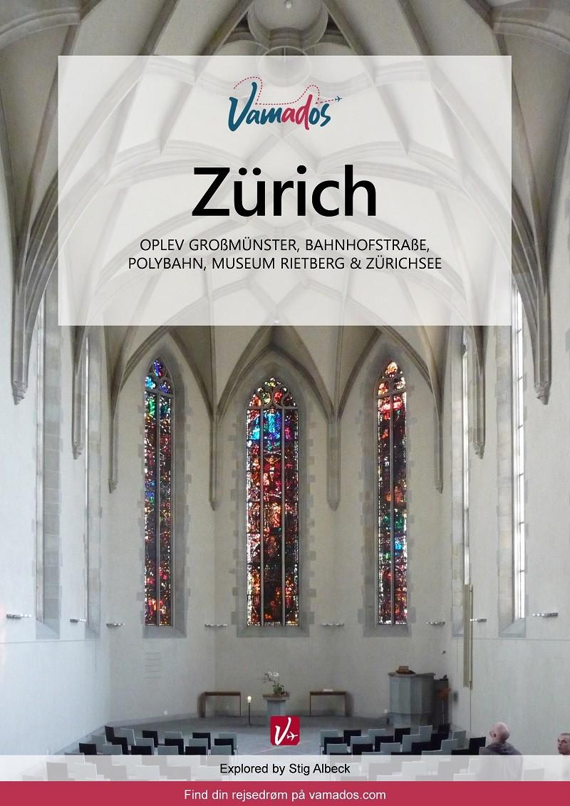 Zürich rejseguide