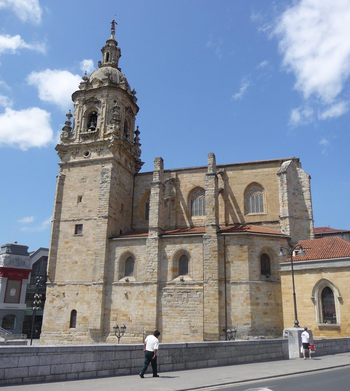 Skt. Anton Kirke, Bilbao