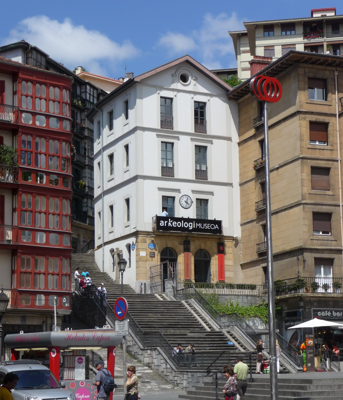 Arkæologisk Museum, Bilbao