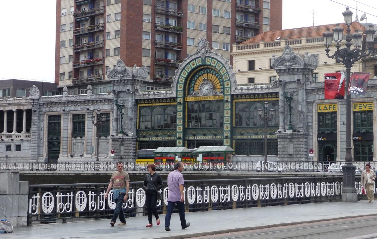Estacion Abanda, Bilbao