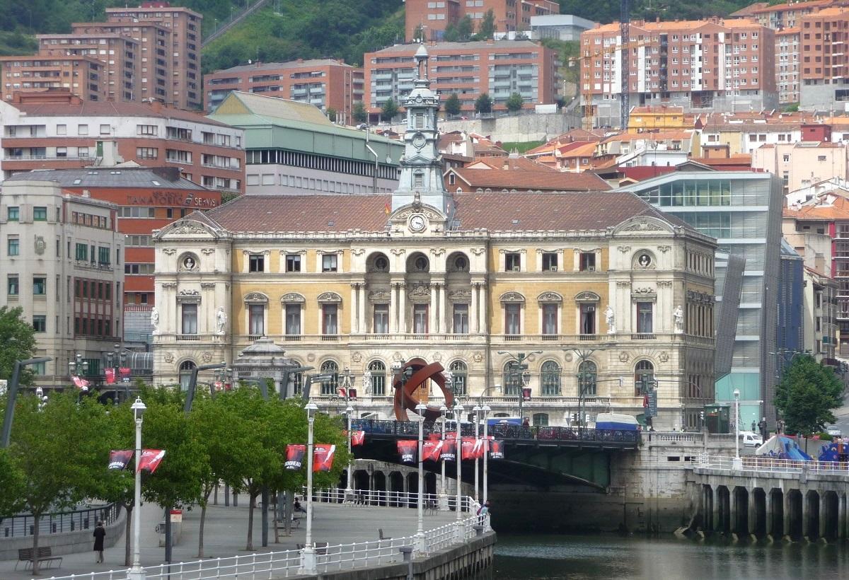 City Hall, Bilbao