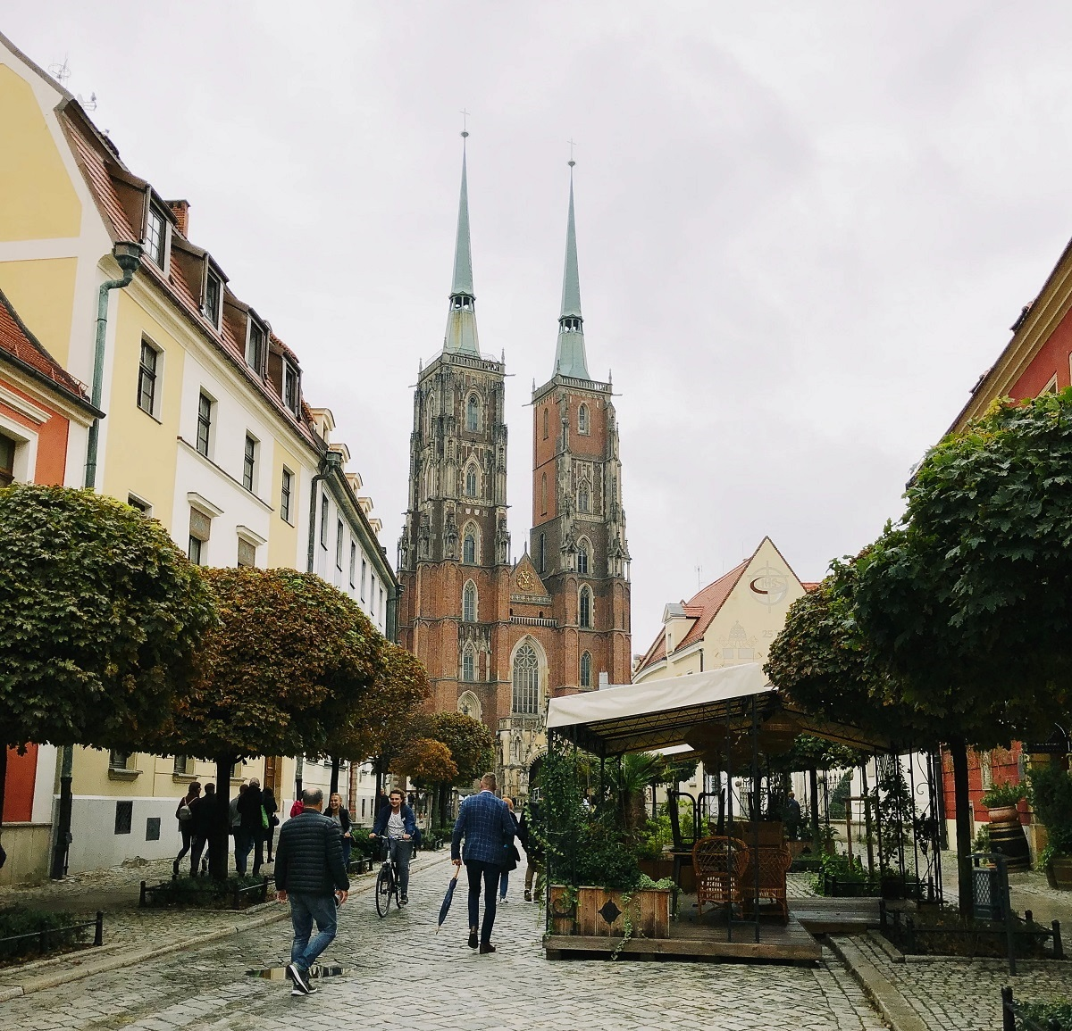 Wroclaw Cathedral, Polen