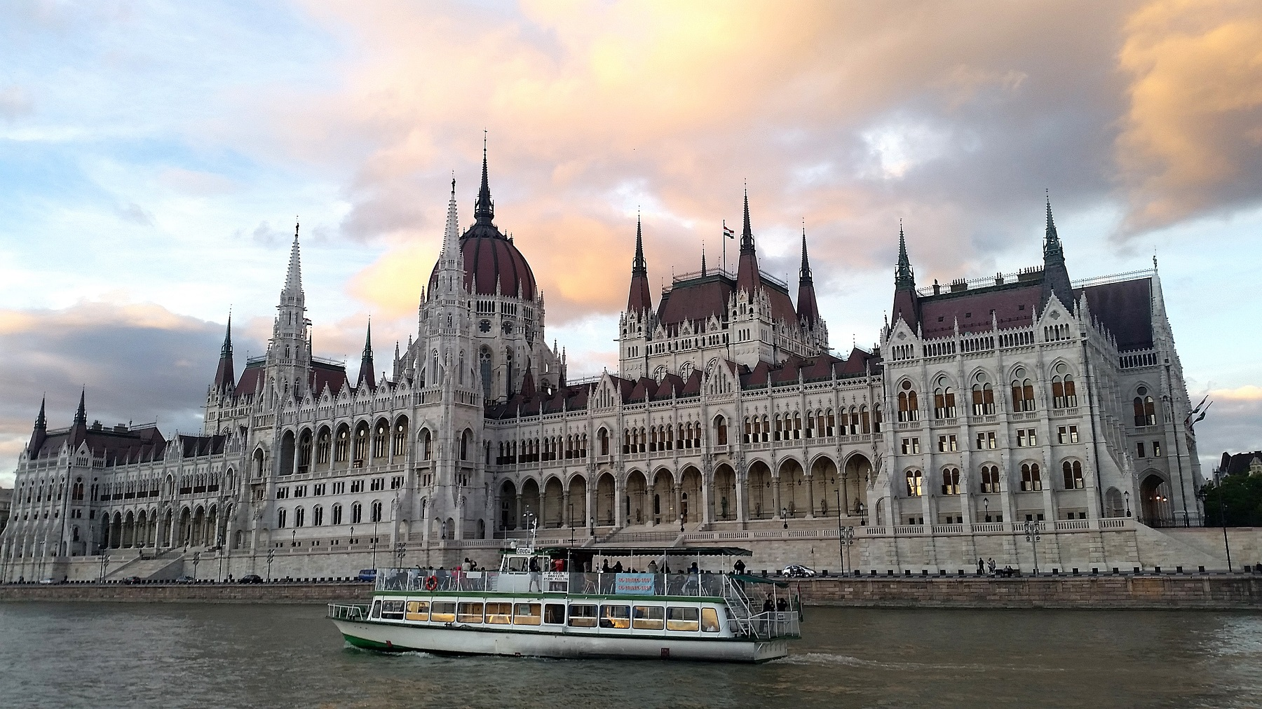 Budapest-sejlads