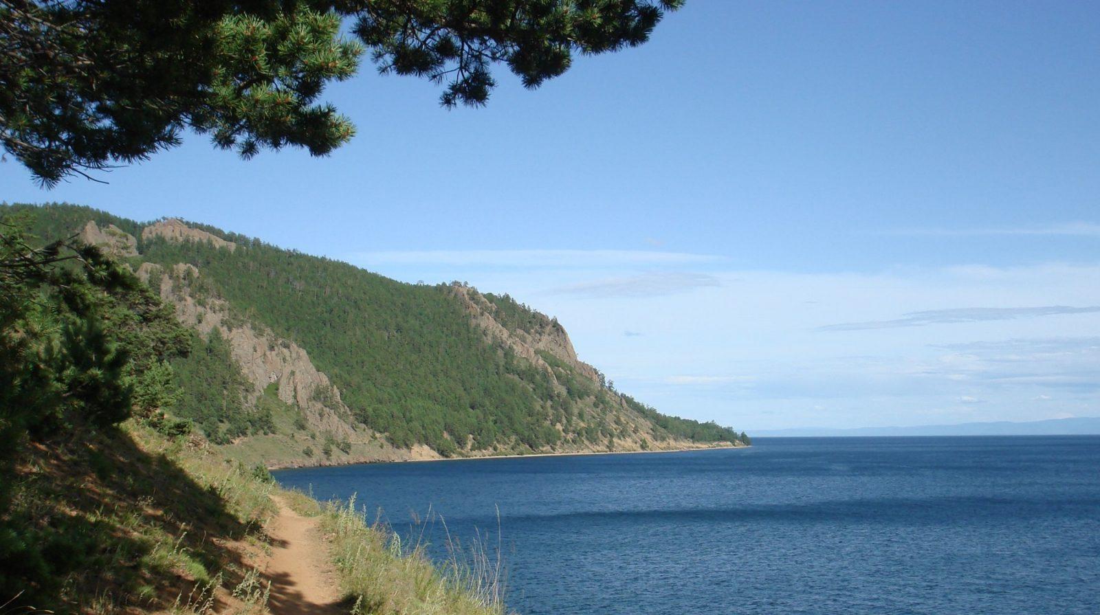 Bajkalsøen, Rusland