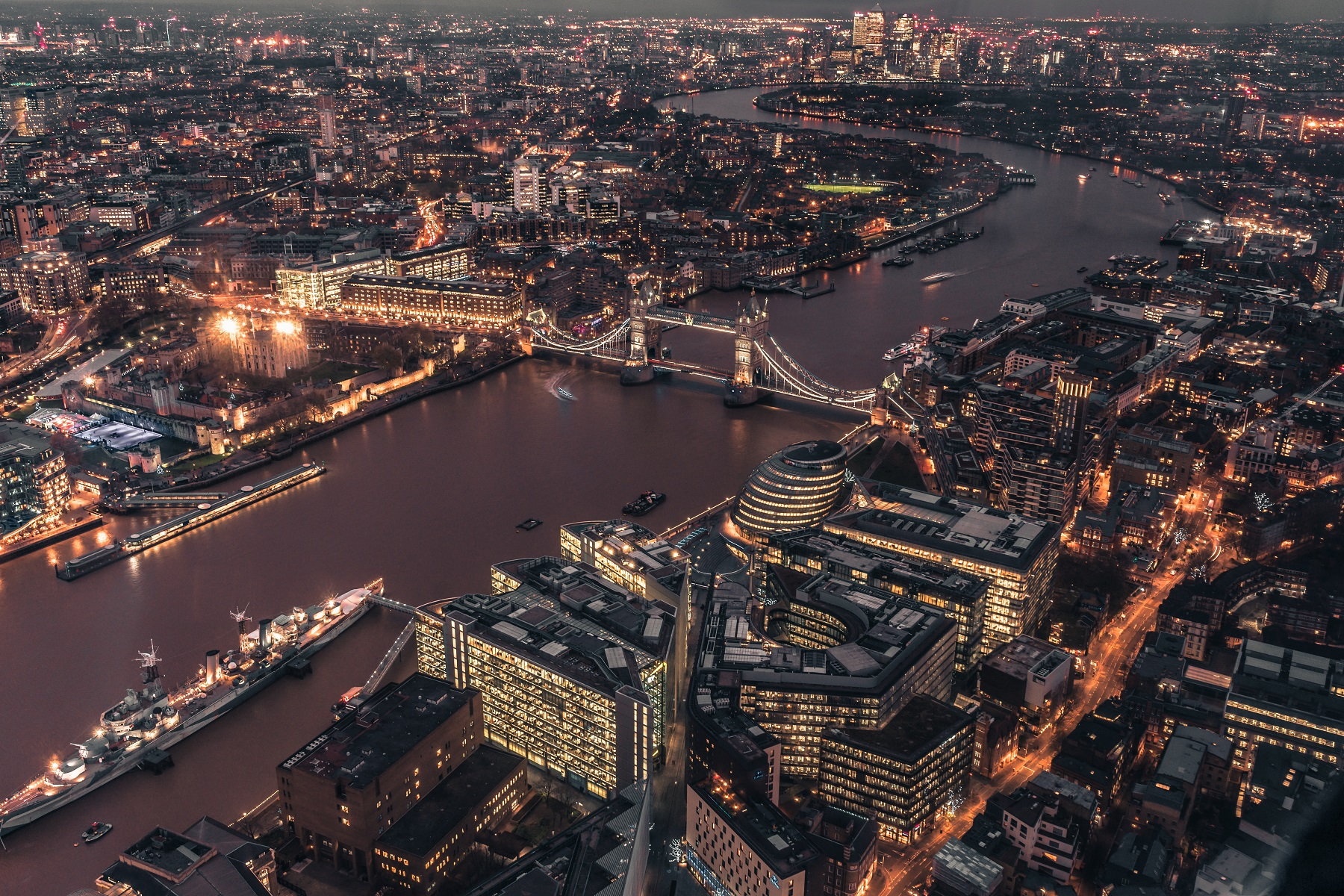 The Shard View, London