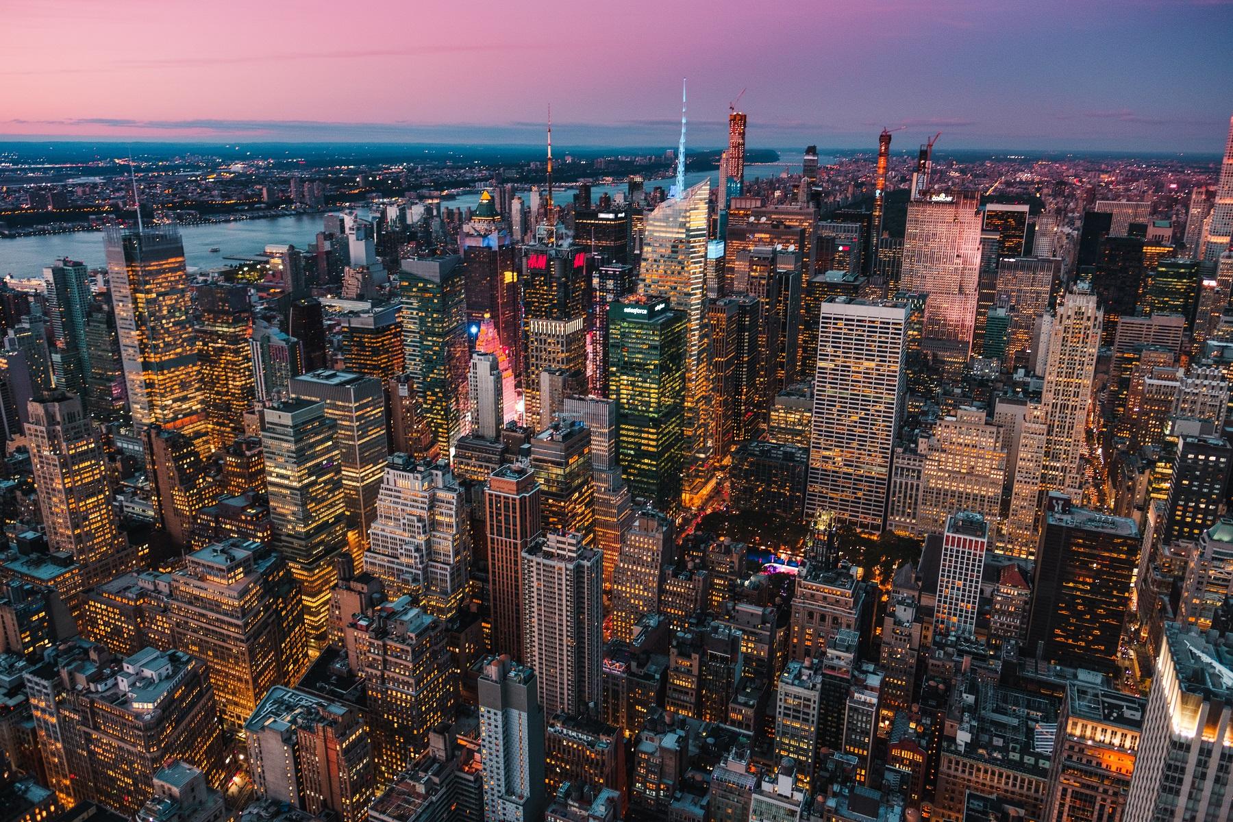 New York udsigt