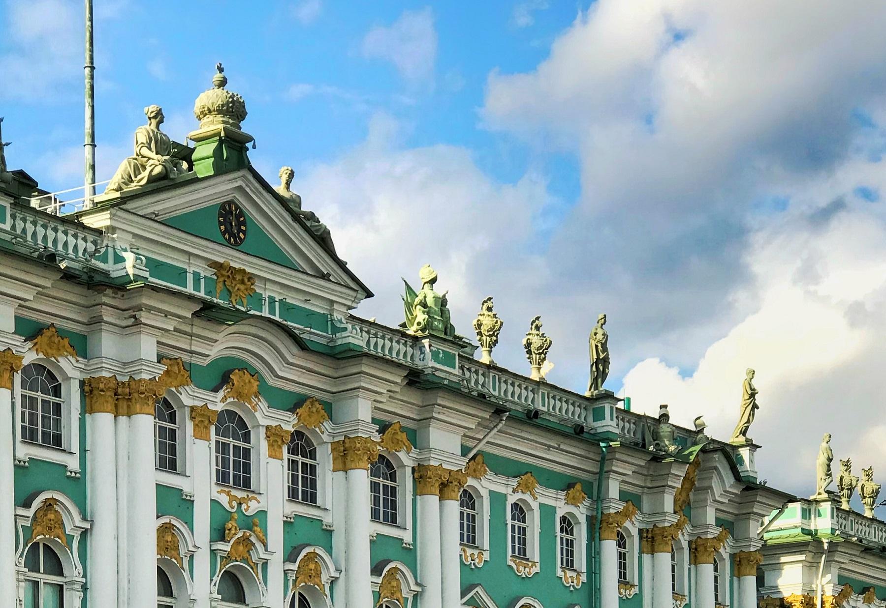 Sankt Petersborg Vinterpaladset