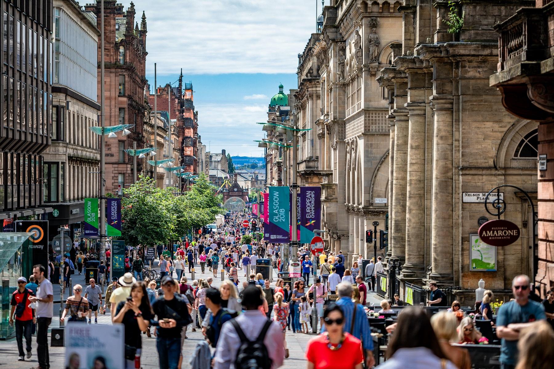 Glasgow, Skotland