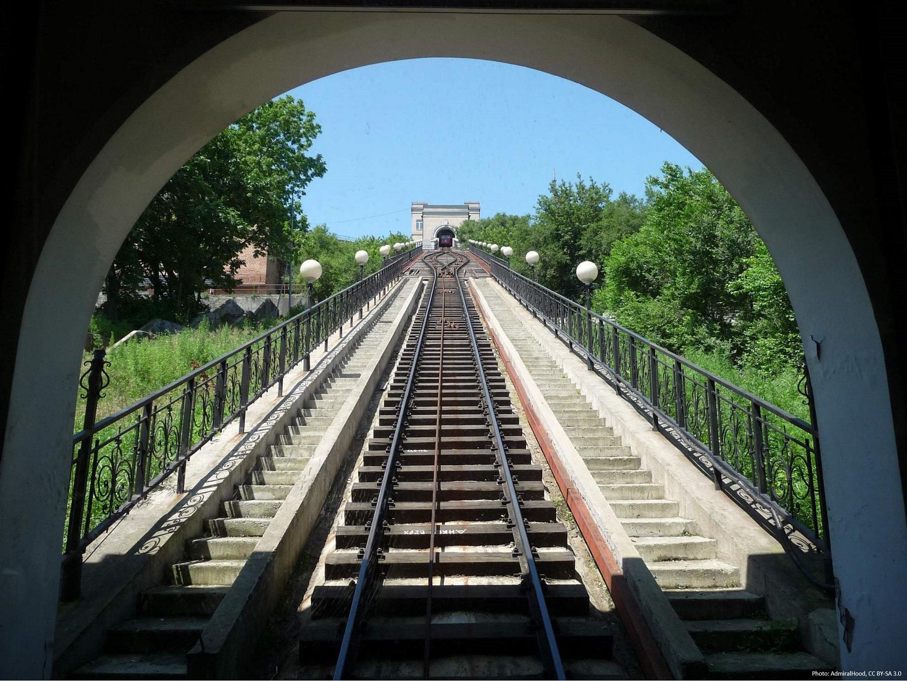 Vladivostok Funiculare