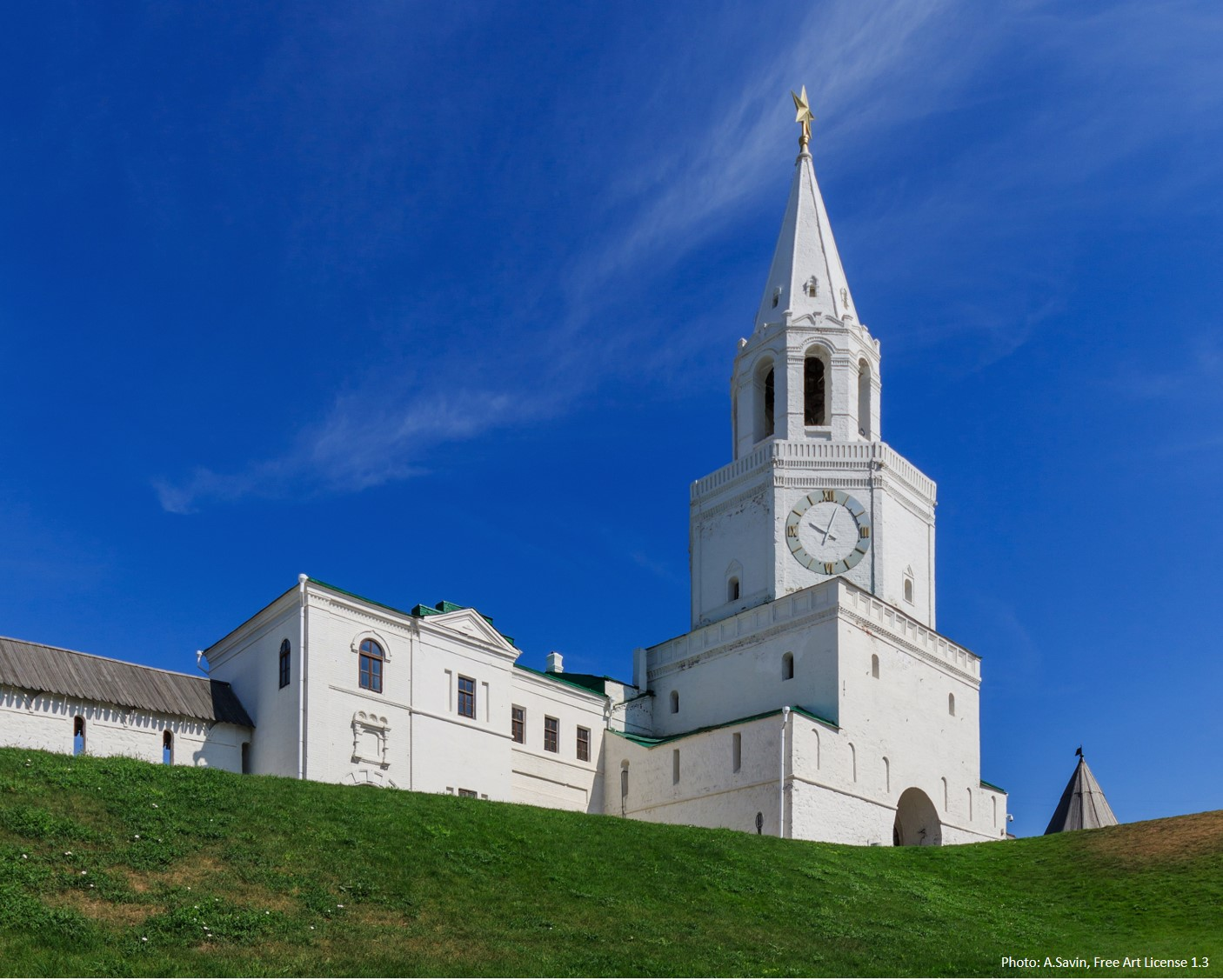 Frelsertårnet, Kazan