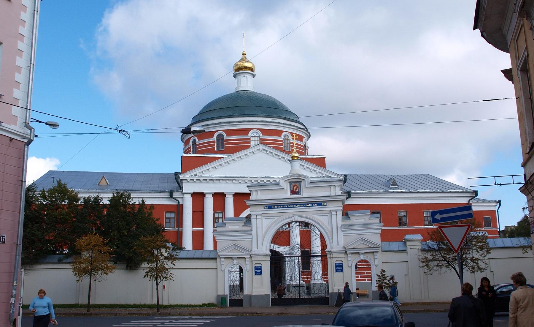 Guds Moder Kloster, Kazan