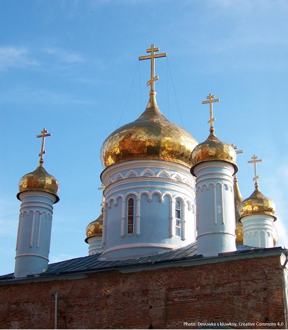 Åbenbaringskatedralen, Kazan